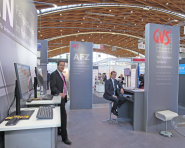GVS Messestand 2018